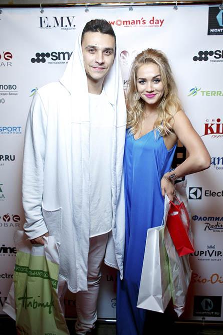 Кирилл Астапов и Валерия Сушина